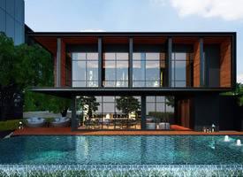 曼谷·海柏瑞国际包租公寓Hybrid