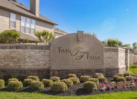 In Houston,·Twin Falls, a fine single-family house