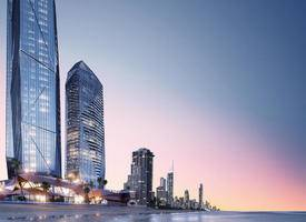 The gold coast·South port area Jewel Jewel three tower luxury sea view apartment