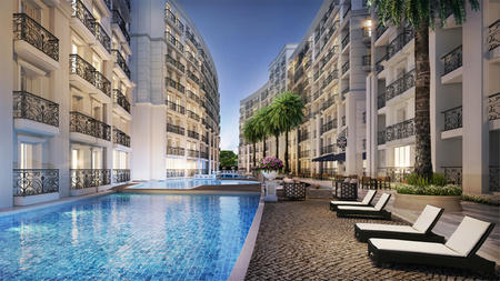 沙特阿拉伯-麦加5室公寓