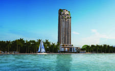 Thailandpattaya-AERAS beachfront apartment