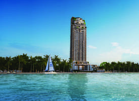 pattaya·AERAS beachfront apartment
