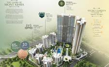 泰国芭提雅-Del Mare戴美尔海景公寓