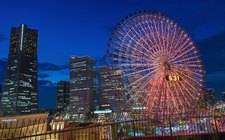 日本大阪市-ESTUME大阪临港地区公寓