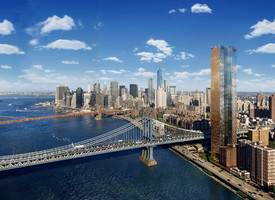 New York,·One Manhattan Square One