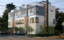 アメリカ合衆国シアトル-Golden school district townhouse