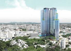 pattaya·City garden skyscraper