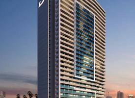 迪拜·The dubai tower of 108