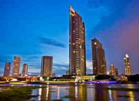 Bangkok·The River