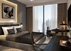 迪拜·AVALON TOWER 千禧国敦酒店
