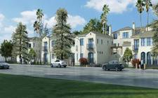AmericaPasadena,-Town & Country apartment complex
