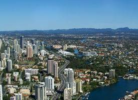 The gold coast·Southport Southport Sundale waterfront condominium