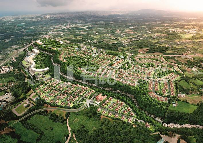 韩国济州市-金海岸别墅
