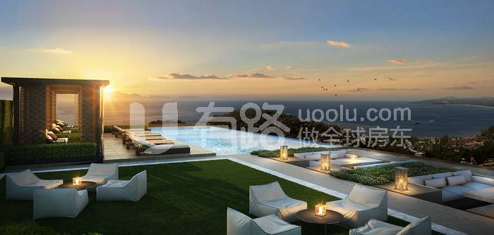 Thailandphuket-Panora sea view apartment