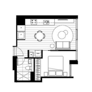 澳大利亚墨尔本-The Peak精品公寓
