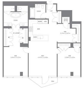 美国纽约-奥罗拉轻奢公寓Avora