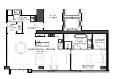 美国洛杉矶-Four Seasons Private Residences精品复式
