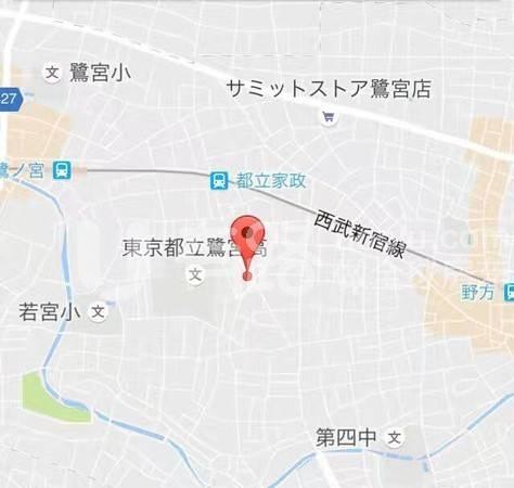日本東京市-If the palace apartment