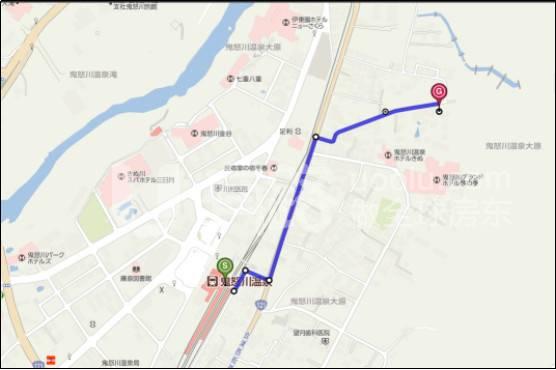 日本东京市-日光鬼怒川