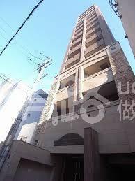 日本大阪市-天空场心斋桥西2大楼公寓
