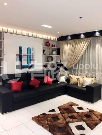 UAEdubai-Miraclz mireko apartment