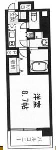 日本京都市-三条通公寓