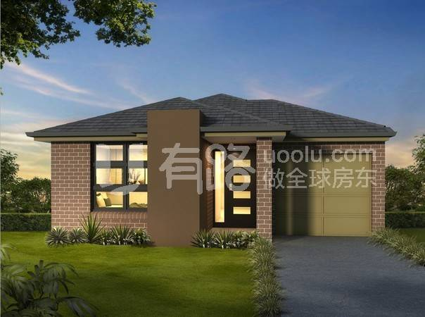 AustraliaSydney-Riverstone single-family villa