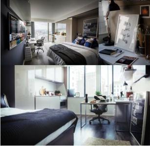 英国伦敦-英国南安普顿维塔学舍学生公寓