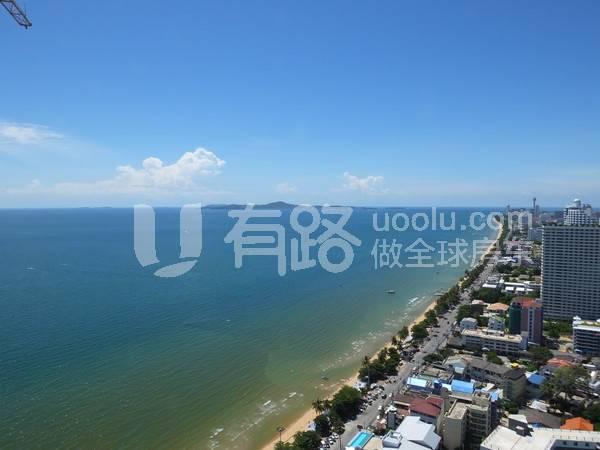 Thailandpattaya-Cetus tower waterfront condominium
