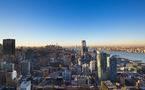 美国纽约-Manhattan View at MIMA
