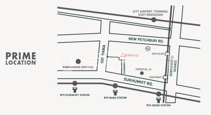 泰國曼谷-Circle 11 smart apartment