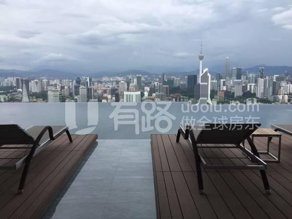 馬來西亞吉隆坡-The Sentral Residences