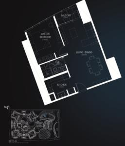 菲律宾大马尼拉-PROSCENIUM : THE PROSCENIUM RESIDENCES