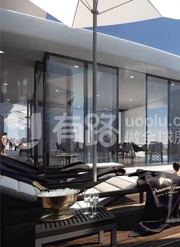 阿联酋迪拜-派拉蒙酒店及豪华公寓-Paramount Towers 2