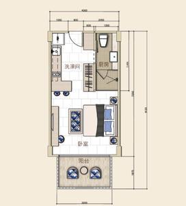 泰国普吉-普吉卡塔诺伊海景公寓