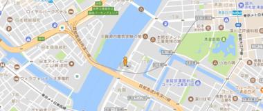 日本东京市-水天宫前附近项目
