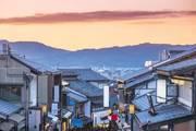 在京都,开一家温泉旅馆,住在日本人的心灵故乡