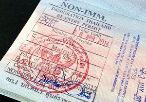 只因回国前没办回头签,我的泰国养老签证直接作废-有绿卡