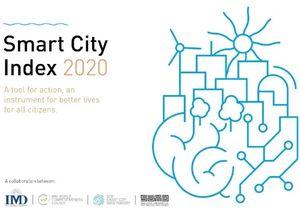 《2020年智慧城市指数》发布,北上广均进前百,新加坡蝉联榜首!-有绿卡