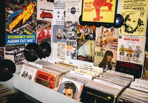 我在日本开了一家唱片店,谱写人生的四重奏