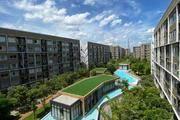 看房测评|一期满租,二期出租ing,曼谷的大学城公寓怎么这么多租客抢?