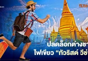 快讯:泰国有望恢复签发普通旅游签证-有绿卡