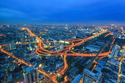 新盘首发:BTS绿色线,均价仅¥1.6万买曼谷0米地铁河景房