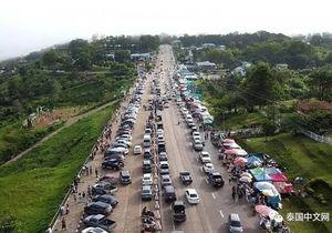 泰国本土连续41天无新增确诊病例,国内旅游重回正轨