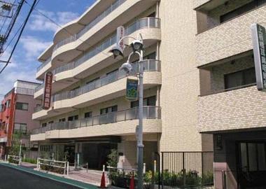 日本东京市-東京都練馬区人气单身公寓