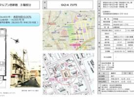 东京市·东京都新宿区高回报率投资房产1居室