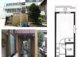 东京市·东京都山手线圈丰岛区池袋高收益公寓1居室