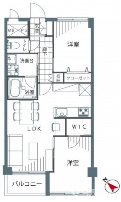 日本东京市-マンション目黒苑