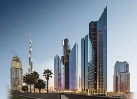 迪拜·Central Park - 迪拜国际金融中心