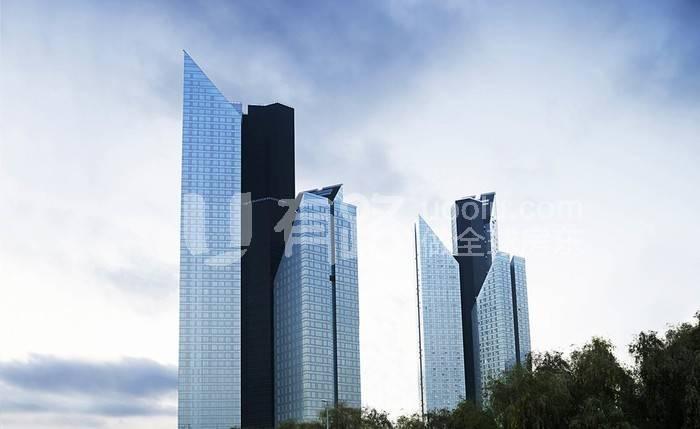 アラブ首長国連邦ドバイ-Central Park - dubai international financial centre